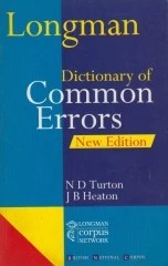 dictionary of common errors - new edition