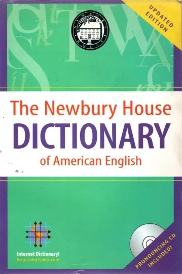 The newbury house dictionary of american english