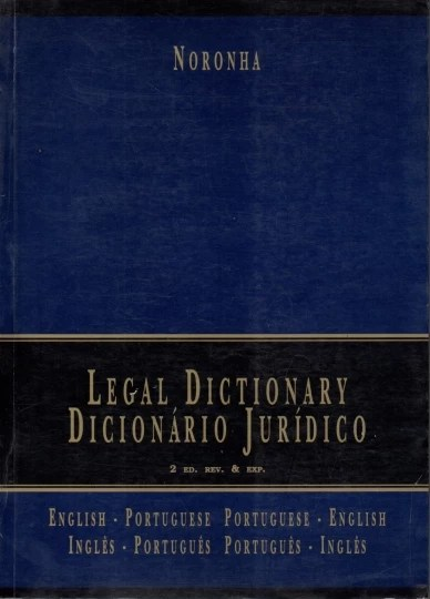 legal dictionary dicionário jurídico