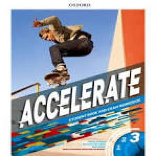 Accelerate Level 3 Student Book and Exam Workbook