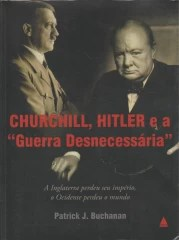 Churchill, Hitler e a \