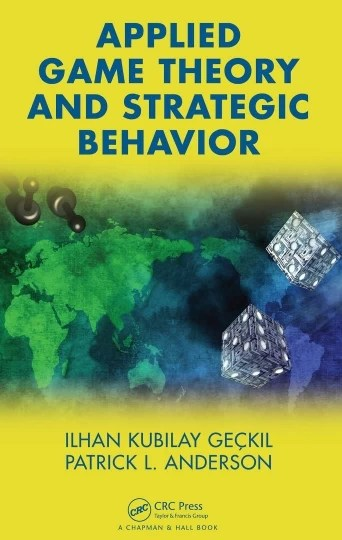 Applied Game Theory And Strategic Behavio