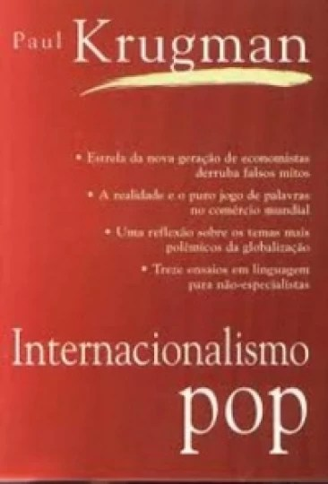 internacionalismo pop paul krugman