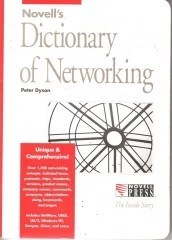 novell's dictionary of networking