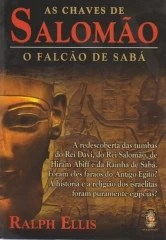 as chaves de salomão - o falcão de sabá