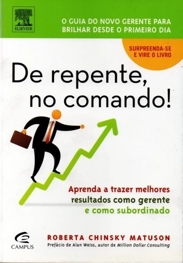 De repente, no comando!