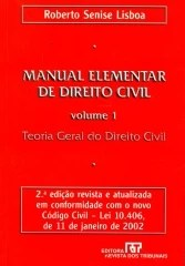 manual elementar de direito civil v. 1 2ª ed