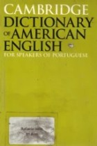cambridge dictionary of american english for speakers of portuguese