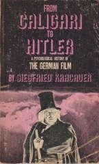 caligari to hitler livro - a psychological history of the german film