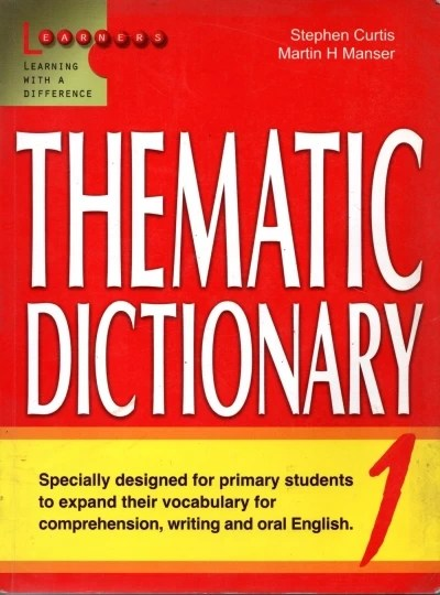 Thematic dictionary v.1
