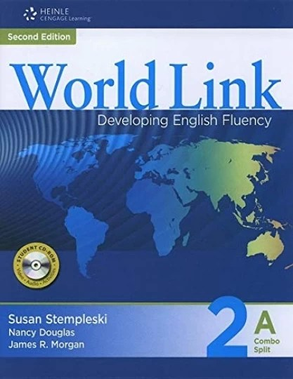 World Link 2nd Edition Book 2: Combo Split A - Sem CD