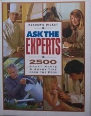 Ask The Experts - 2500 Great Hints & Smart Tips From