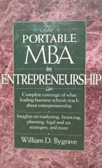 The Portable Mba in Entrepreneurship - 1 Edição