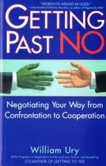 Gatting past no - Negotiating your way confrontation to cooperation