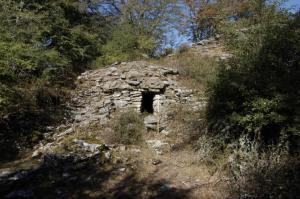 Txabola de falsa cúpula en Estaniturri