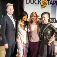 Project Runway Duck Tape Challenge