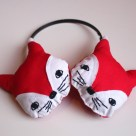 Fox Earmuffs- Threadbanger