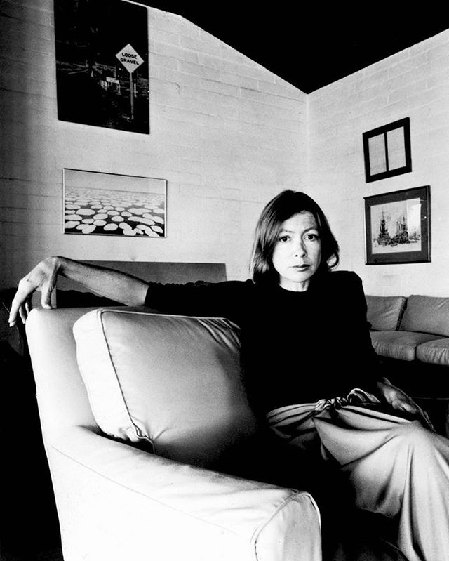 Forever Mood: Joan Didion