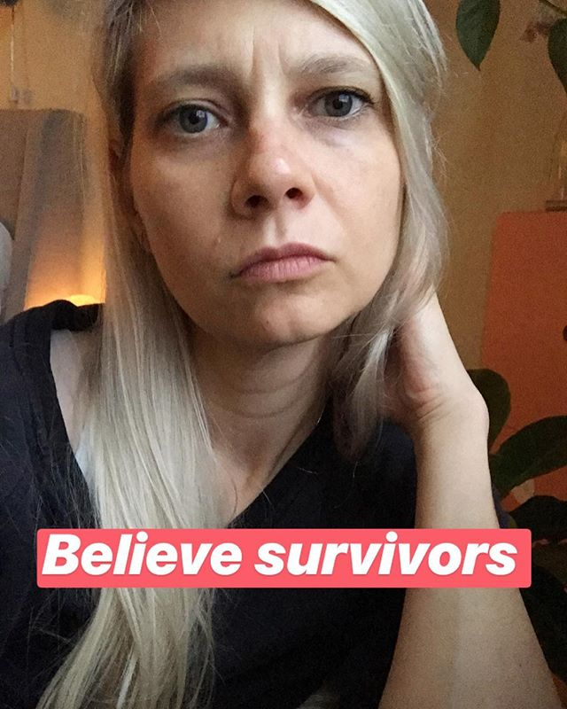 I believe Anita Hill. I believe Dr. Ford. I believe survivors. I believe women. Call your rep to