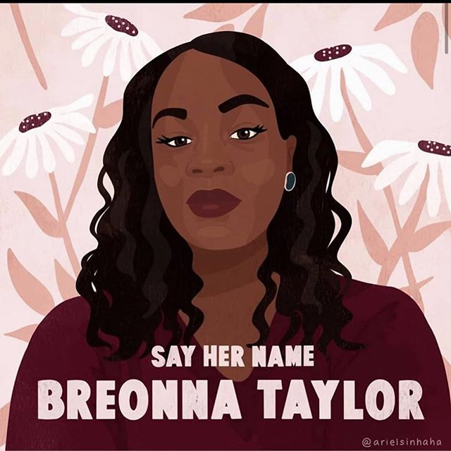 Breonna Taylor would be celebrating her 27th birthday on Friday if she hadn't been brutally executed by police WHILE SLEEPING IN HER OWN HOME. Stand with this amazing woman and with all black women by signing @battymamzelle's petition and following the actions in her profile to honor and celebrate Breonna