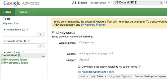 GoogleKeywords_FitnessVideoProduction