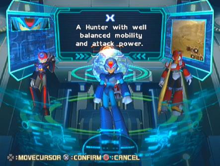 Hints and tips Mega Man X8 Mega Man XZ The Maverick