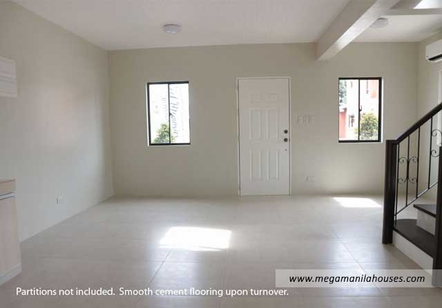 Designer Series 142 at Valenza - Luxury Homes For Sale in Valenza Santa Rosa Laguna Turnover Living Area