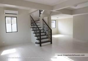 Designer Series 166 at Citta Italia - Luxury Homes For Sale in Citta Italia Bacoor Cavite Turnover Dining Area