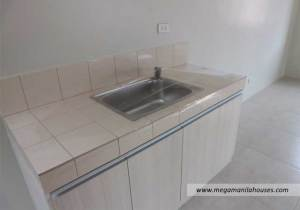 Designer Series 166 at Ponticelli - Luxury Homes For Sale in Ponticelli Bacoor Cavite Kitchen Sink