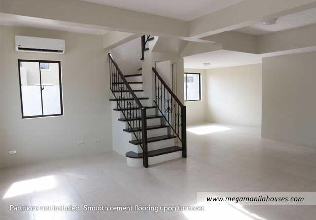 Designer Series 65 at Citta Italia - Luxury Homes For Sale in Citta Italia Bacoor Cavite Turnover Dining Area