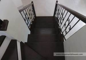 Designer Series 65 at Citta Italia - Luxury Homes For Sale in Citta Italia Bacoor Cavite Turnover Staircase