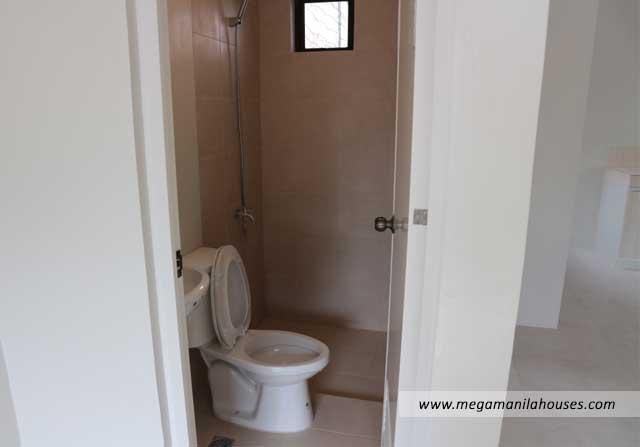 Designer Series 65 at Citta Italia - Luxury Homes For Sale in Citta Italia Bacoor Cavite Turnover Toilet and Bath