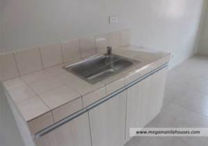 Designer Series 97 at Citta Italia - Luxury Homes For Sale in Citta Italia Bacoor Cavite Turnover Kitchen Sink