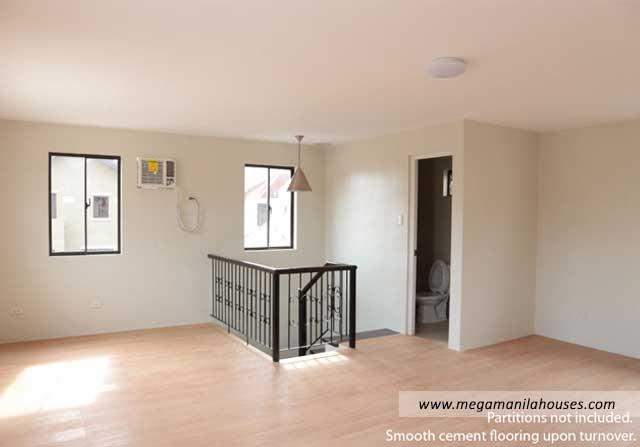 Designer Series 97 at Valenza - Luxury Homes For Sale in Valenza Santa Rosa Laguna Turnover Bedroom