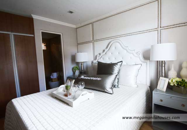 Francesco at Valenza - Luxury Homes For Sale in Valenza Santa Rosa Laguna Dressed Up Bedroom 1
