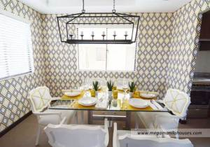 Francesco at Valenza - Luxury Homes For Sale in Valenza Santa Rosa Laguna Dressed Up Dining Area