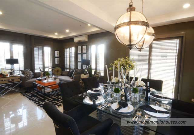 Franco at Valenza - Luxury Homes For Sale in Valenza Santa Rosa Laguna Dressed Up Dining Area
