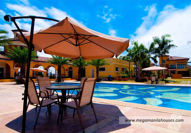Valenza - Luxury Homes For Sale in Santa Rosa Laguna Amenities Swimming Pool