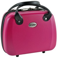 Beauty case ABS pink