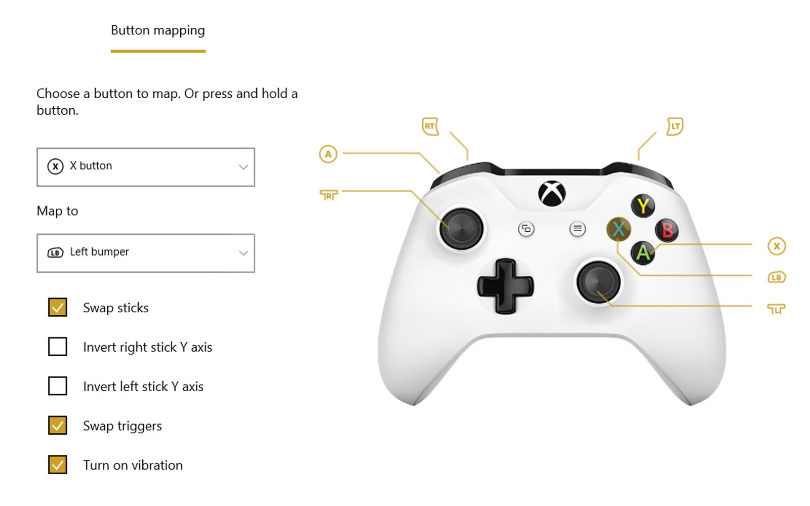 Megamod Pro Xbox One Black Custom Controller