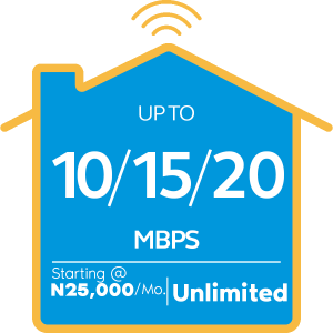 Internet packages and prices
