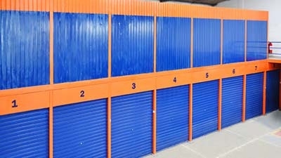 Self Storage sp