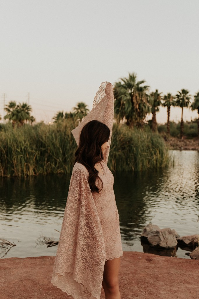 Megan Claire Photography | Arizona Wedding Photographer. Desert portrait photoshoot. @meganclairephoto