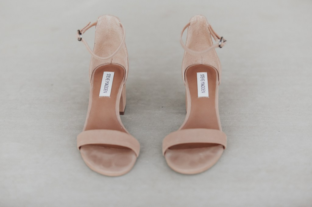 Megan Claire Photography | Northern California Wedding Photographer. Nude steve madden wedding shoes @meganclairephoto