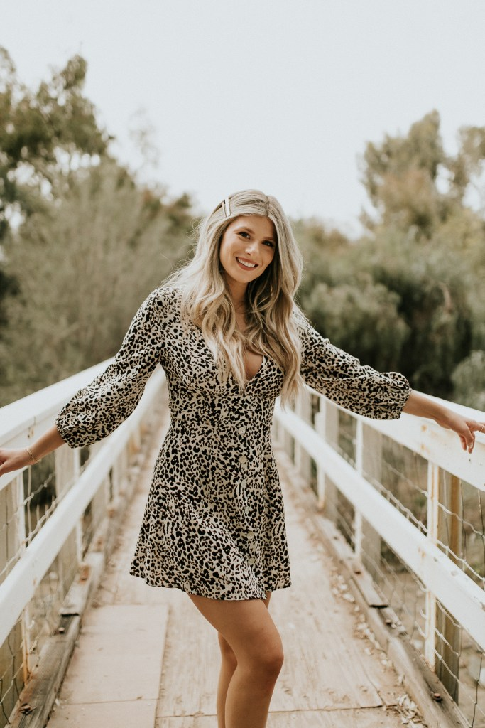 Megan Claire Photography | Phoenix Arizona Portrait Wedding Photographer. Bohemian arboretum fashion portrait photoshoot with social media influencer. @meganclairephoto