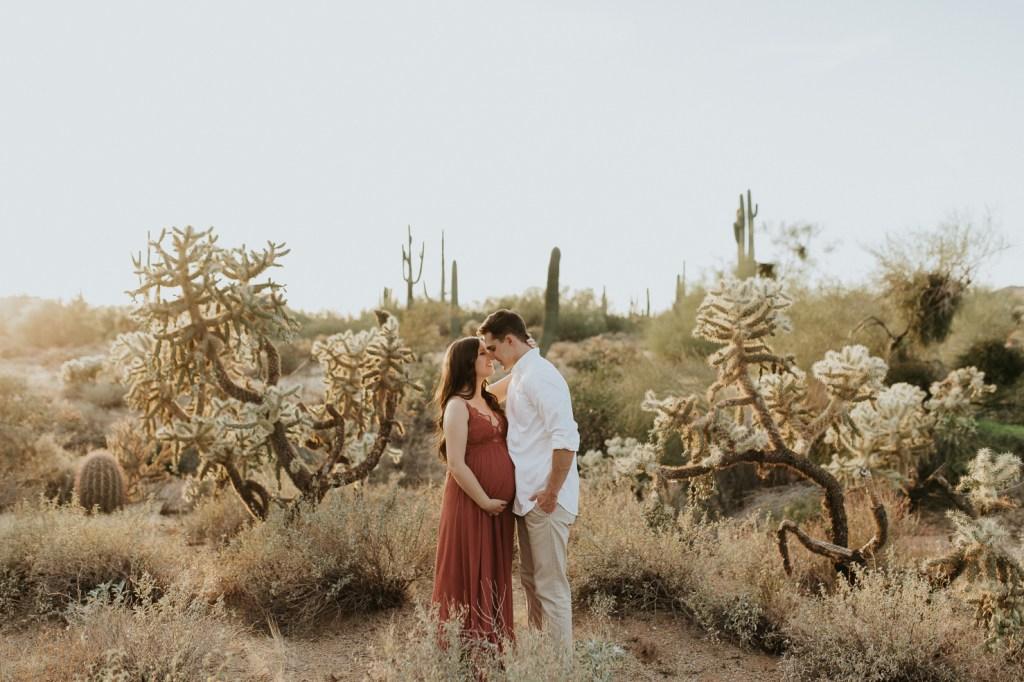 Megan Claire Photography   Phoenix Arizona Maternity and Newborn Photographer. Arizona desert maternity photo session @meganclairephoto