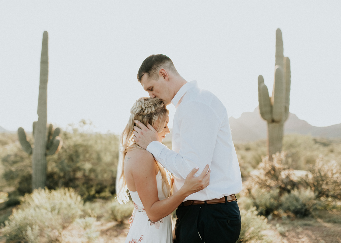 Megan Claire Photography | Arizona Wedding and Engagement Photographer.  phoenix arizona desert engagement photoshoot @meganclairephoto Megan-claire.com