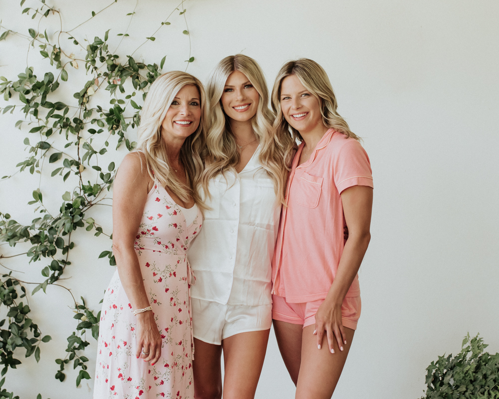 Megan Claire Photography | Arizona Wedding Photographer. Jaylee Merrill's Pajama Themed Bridal Shower @meganclairephoto