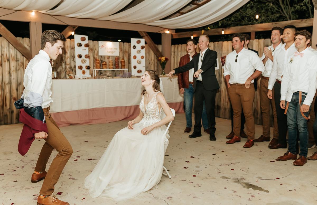 Megan Claire Photography | Arizona Wedding Photographer.  Rustic Glam Backyard Wedding. Reception inspiration