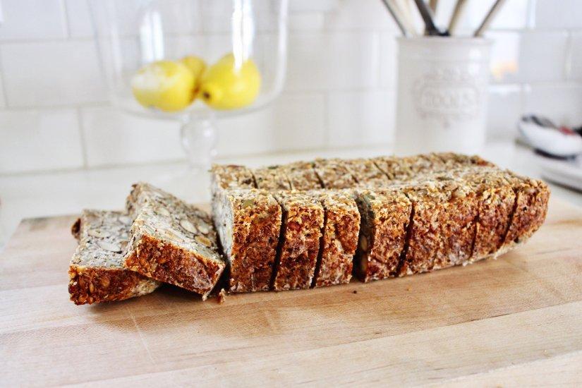 nut-free paleo bread recipe